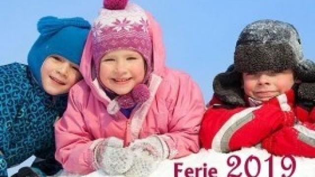 Ferie zimowe w gminie Kęty