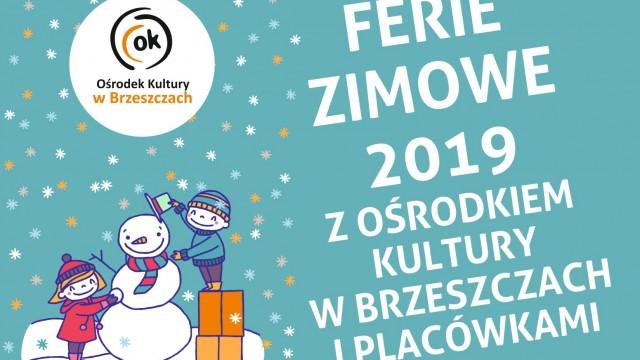 Ferie zimowe w OK, Świetlicach i Domu Ludowym w Skidziniu - InfoBrzeszcze.pl