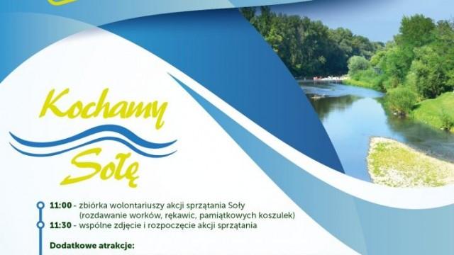 """Festyn ekologiczny """"Kochamy Sołę"""""""