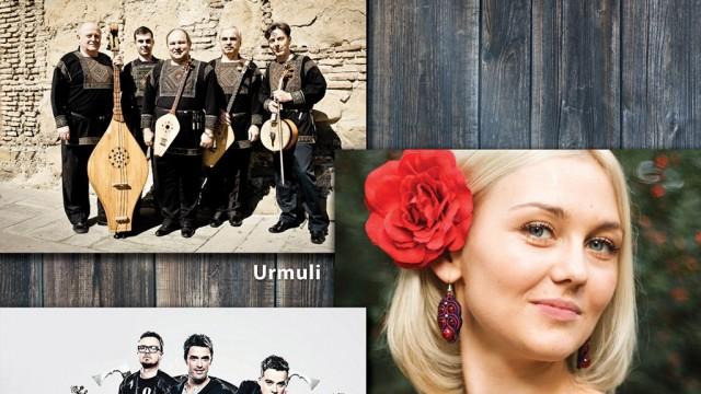 Folkowe klimaty na oświęcimskiej scenie