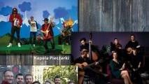 Folkowe klimaty - Pieczarki, Hanka Wójciak i Hoverla