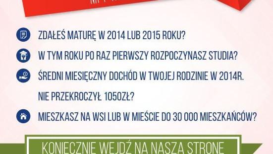 Fundacja Edukacyjna im. Jerzego Juzonia organizuje IV edycję stypendiów akademickich