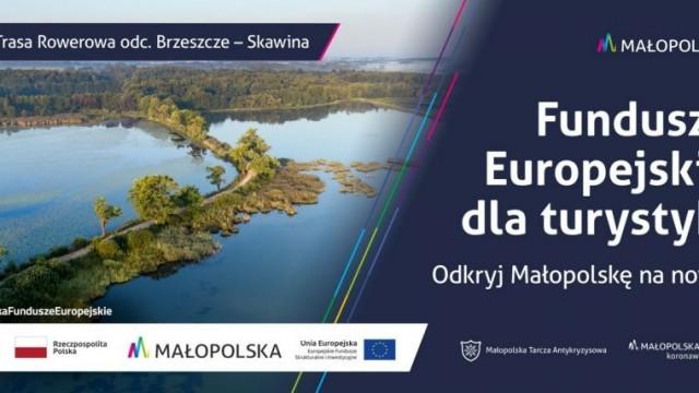 Fundusze europejskie dla turystyki. Odkryj Małopolskę na nowo