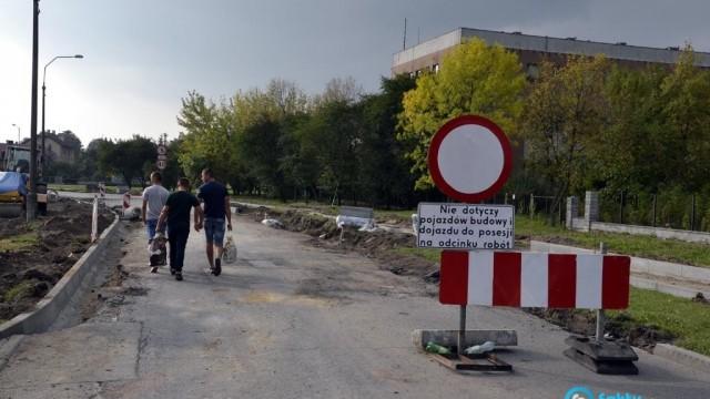 Garbarska i Kręta jak nowe – FOTO