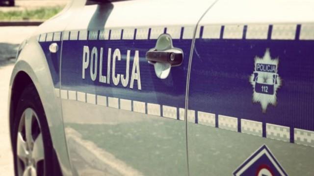 GMINA KĘTY. Policja szuka sprawców i świadków
