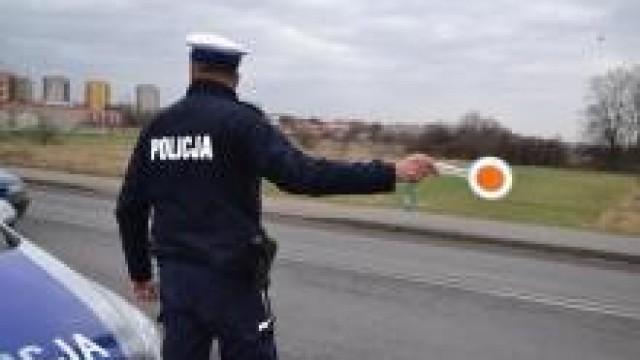 Gmina Kęty. Za kierownicą samochodu z zakazem