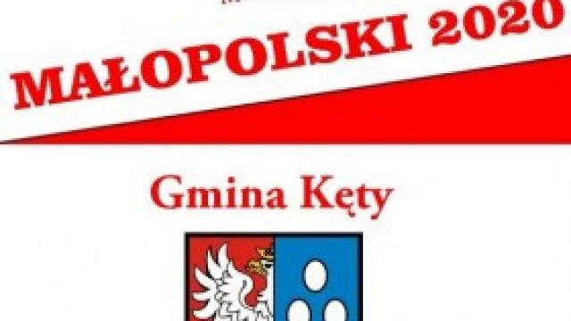 Gmina Kęty znów na podium konkursu!