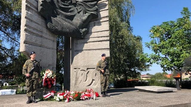 GMINA OŚWIĘCIM. 80. rocznica Bitwy pod Rajskiem