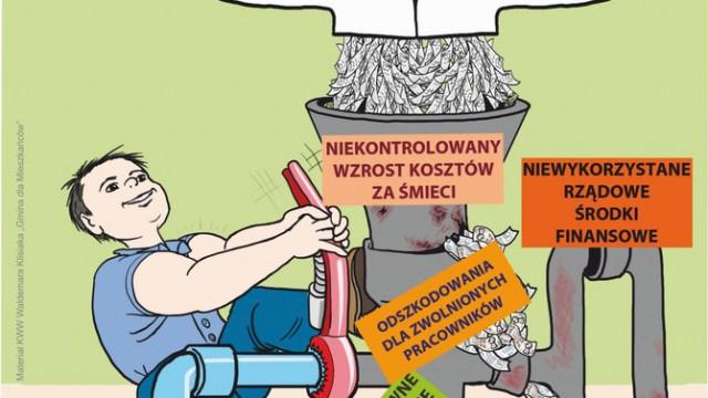 GMINA. Uszczelnię wydatki w Gminie. Waldemar Klisiak