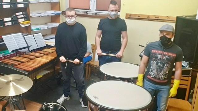 Gminni muzycy mają nowe instrumenty – FILM