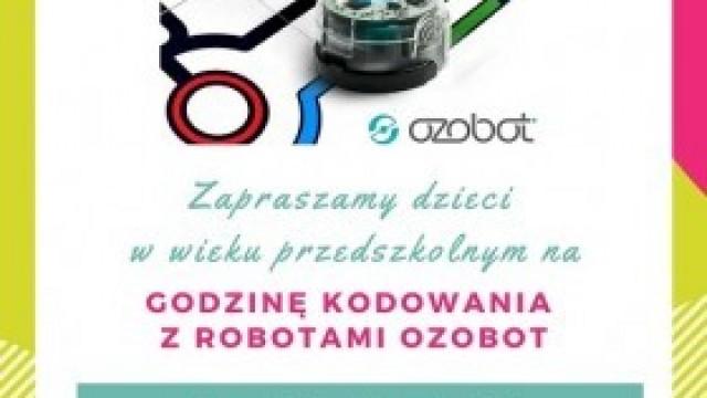 Godzina Kodowania z robotami Ozobot