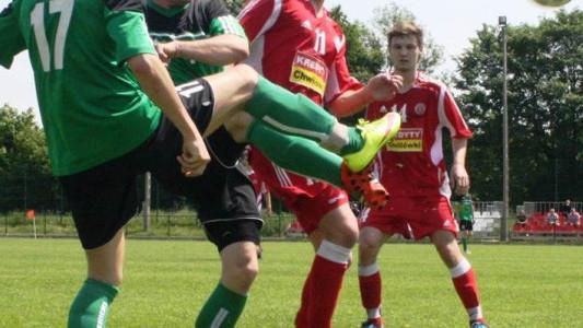 Gol Kaczora dał KS Chełmek trzy punkty