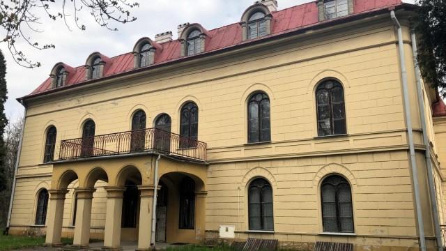 GROJEC. W Grojcu powstanie hotel. Pałac Radziwiłłów sprzedany za ponad 1,5 mln zł.