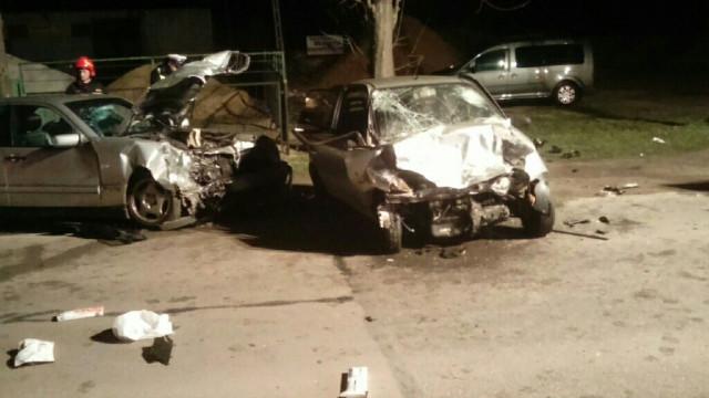 GROJEC. W zderzeniu dwóch pojazdów zginęła 50-letnia kobieta