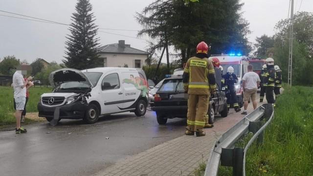 Groźne zderzenie na Nosala - InfoBrzeszcze.pl
