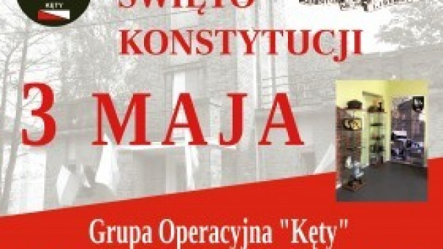 """Grupa Operacyjna """"Kęty"""" zaprasza na spotkanie z historią na """"Strzelnicy na Górce"""""""