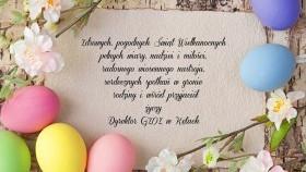 GZOZ Kęty - życzenia Wielkanocne