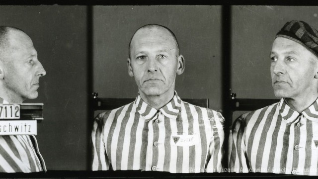HISTORIA. Jerzy Adam Brandhuber. Malował, pisał i tworzył Muzeum Auschwitz-Birkenau