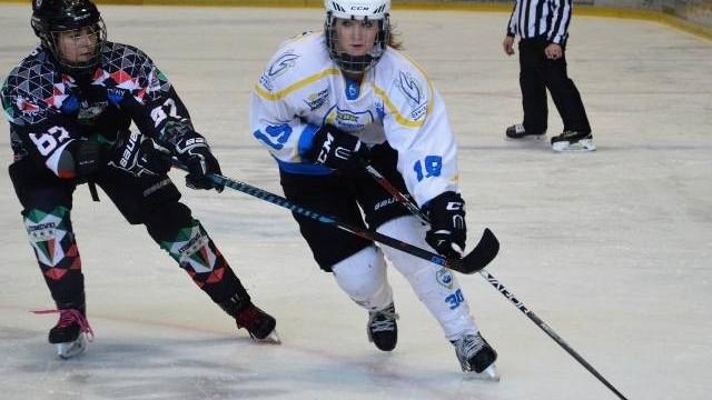 Hokej kobiet. Pierwszy krok Unii Oświęcim do brązowego medalu [ZDJĘCIA]