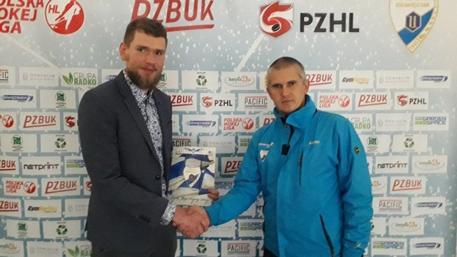 HOKEJ NA LODZIE. Jakub Wanacki, czyli witamy nad Sołą!
