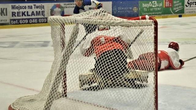 Hokej. Re-Plast Unia Oświęcim rozbiła Kadrę PZHL U-23