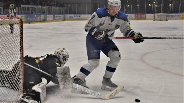 Hokej. Re-Plast Unia Oświęcim z pozycji wicelidera przystąpi do piątej rundy