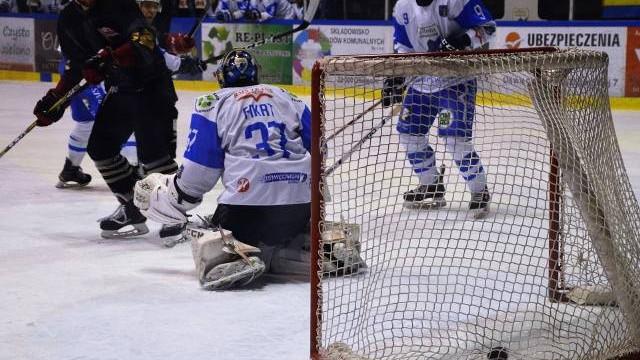 Hokej. Unia Oświęcim w ostatniej sekundzie dogrywki straciła gola. Comarch Cracovia w półfinale [ZDJĘCIA]