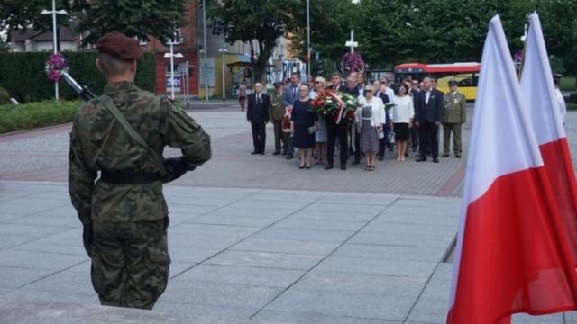 Hołd dla żołnierzy w Święto Wojska Polskiego