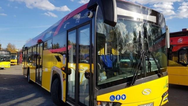 Hybrydowe autobusy MZK już śmigają po drogach powiatu... - InfoBrzeszcze.pl