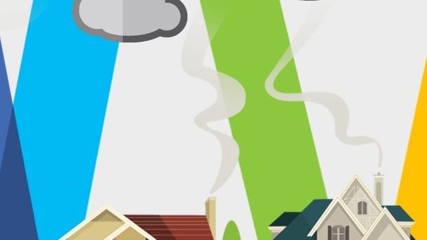I stopień zagrożenia zanieczyszczeniem powietrza dla naszego powiatu