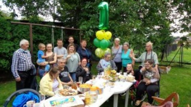 """I urodziny Grupy K.M.B.A i Fundacji """"Radosny Balonik"""""""