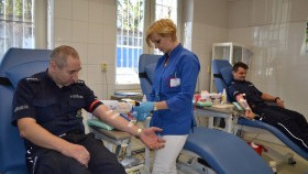 Ich krew od ponad dwudziestu lat ratuje życie