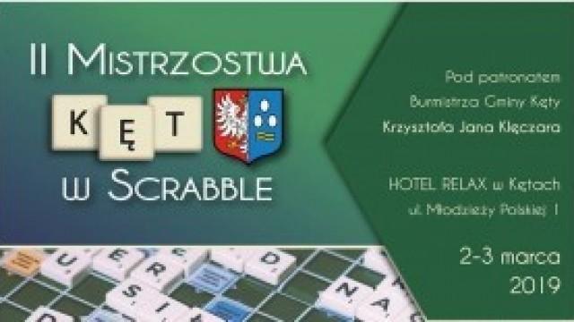 II Mistrzostwa Kęt w Scrabble pod patronatem Burmistrza Gminy Kęty