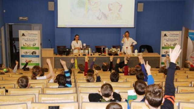 II semestr Oświęcimskiego Uniwersytetu Dziecięcego