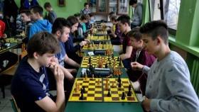II turniej szachowy o Puchar Dyrektora ZSG w Nowej Wsi