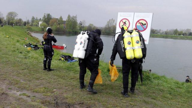 III Oświęcimskie Sprzątanie Świata Pod Wodą. ZDJĘCIA, FILM !