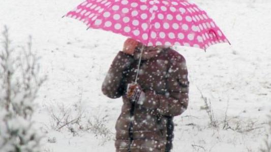 IMGW ostrzega przed opadami śniegu