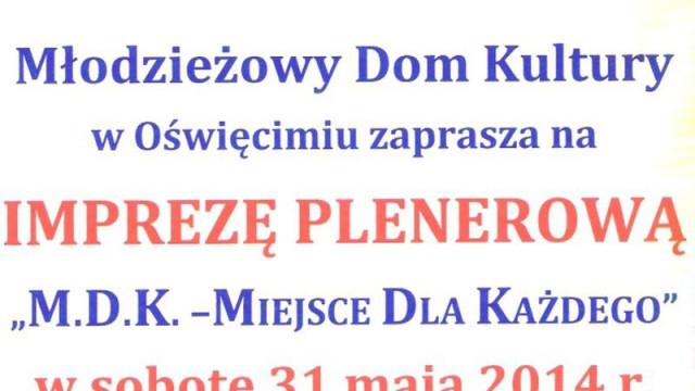 Impreza plenerowa w MDK