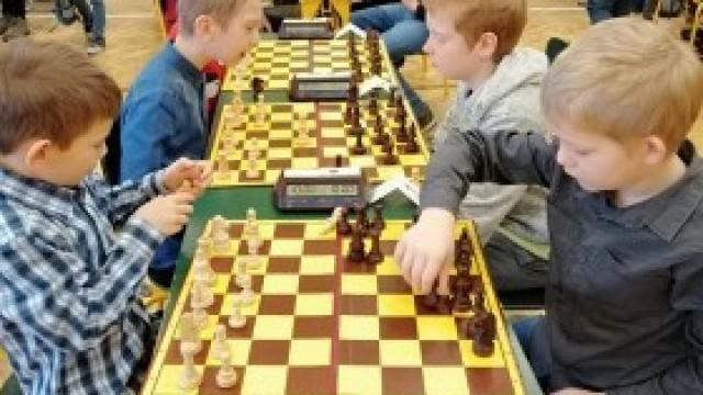 IV Turniej Szachowy o Puchar Dyrektora Szkoły Podstawowej w Nowej Wsi za nami