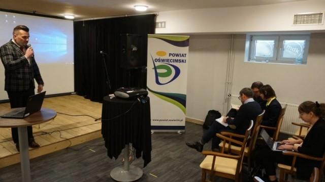 Jak pomóc gminom górniczym? Wizyta unijnych ekspertów w Oświęcimiu