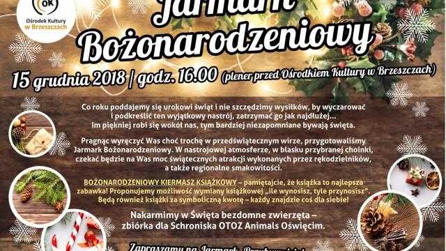 Jarmark Bożonarodzeniowy przy OK w Brzeszczach - InfoBrzeszcze.pl