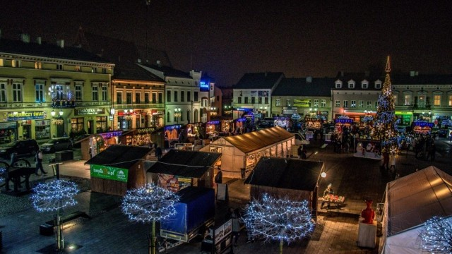 Jarmark Świąteczny na Rynku - zaproszenie dla wystawców