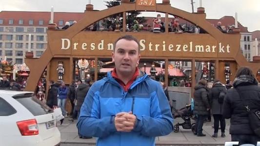 Jarmarki Bożonarodzeniowe: Drezno – FILM