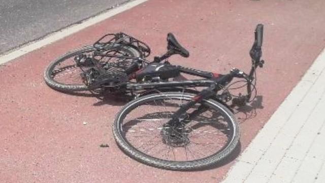 JAWISZOWICE. Poważny wypadek rowerzysty