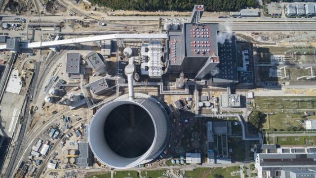 JAWORZNO. Nowy Blok energetyczny będzie mniej emisyjny