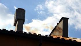 Jeszcze jeden pożar sadzy w kominie - tym razem na ul. Krakowskiej w Kętach