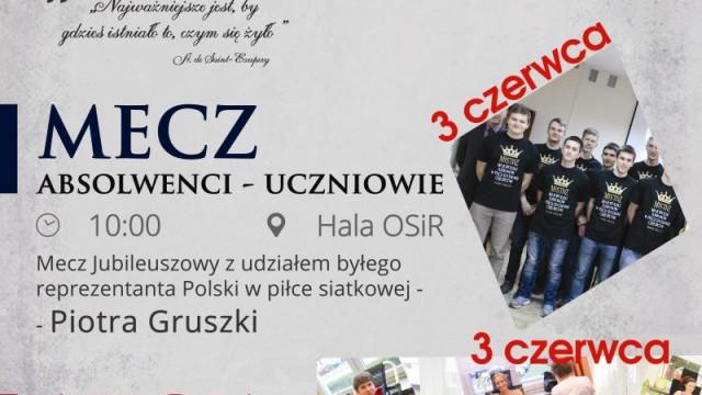Jubileusz PZNr10SME im. Mikołaja Kopernika w Kętach