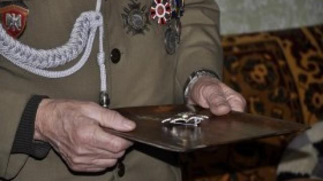 Jubileuszowe odznaczenia dla kombatantów z gminy Kęty