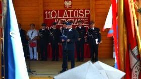 Jubileuszowe uroczystości OSP i MOD w Witkowicach