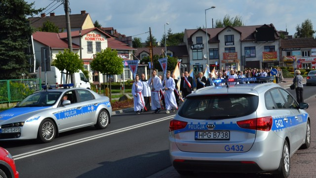 Jutro utrudnienia w ruchu drogowym w Oświęcimiu oraz Harmężach